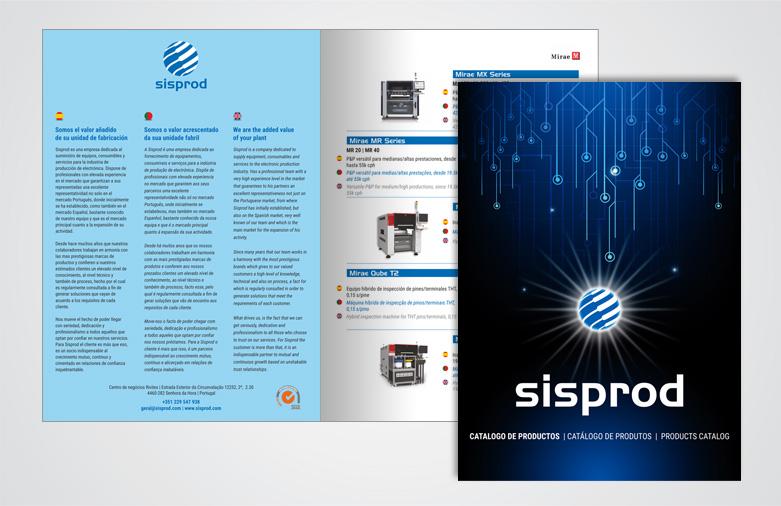 Catálogo Sisprod