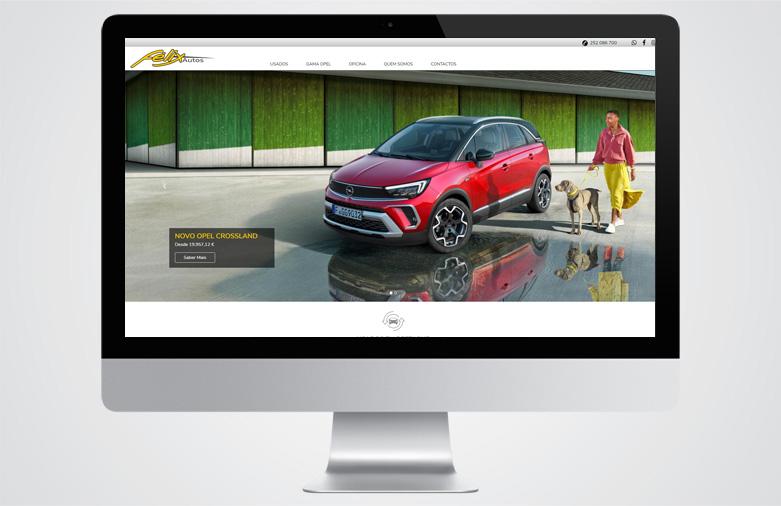Website Félix Autos