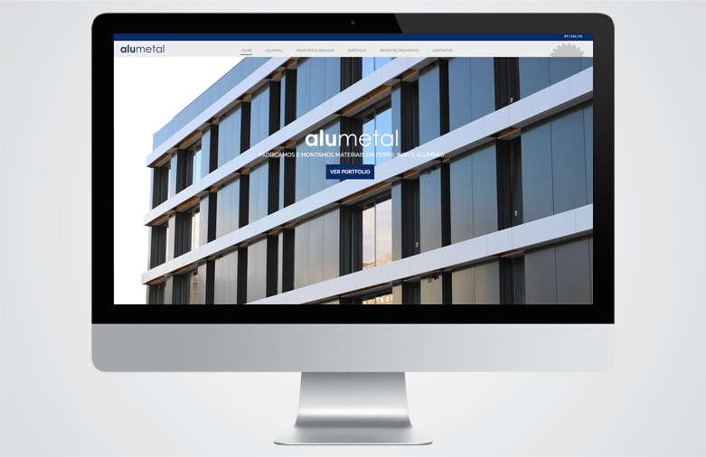Website Alumetal