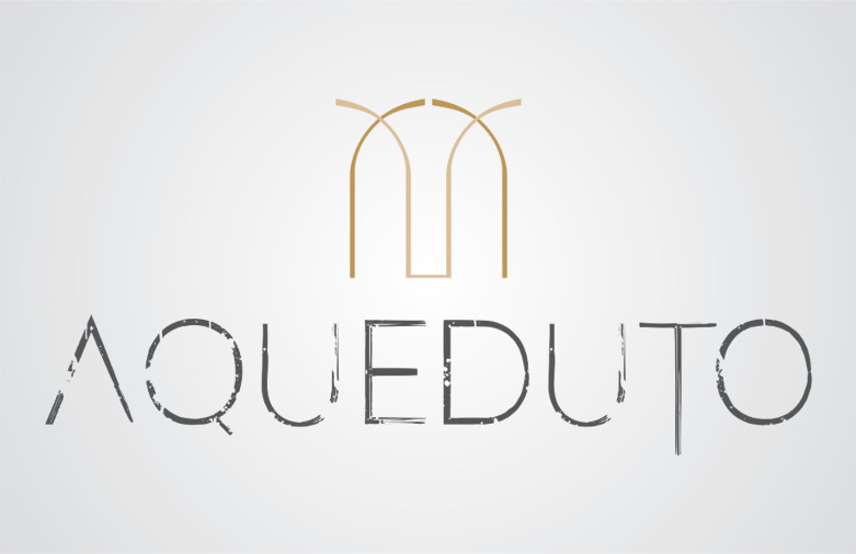 Logotipo Aqueduto