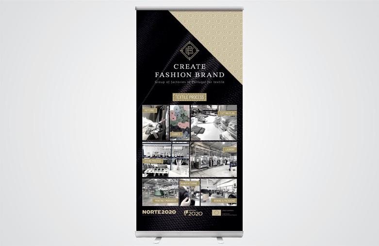 Roll Up Creat Fashion Brand