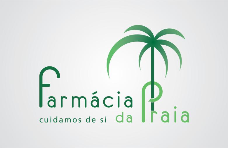 Logotipo Farmácia da Praia