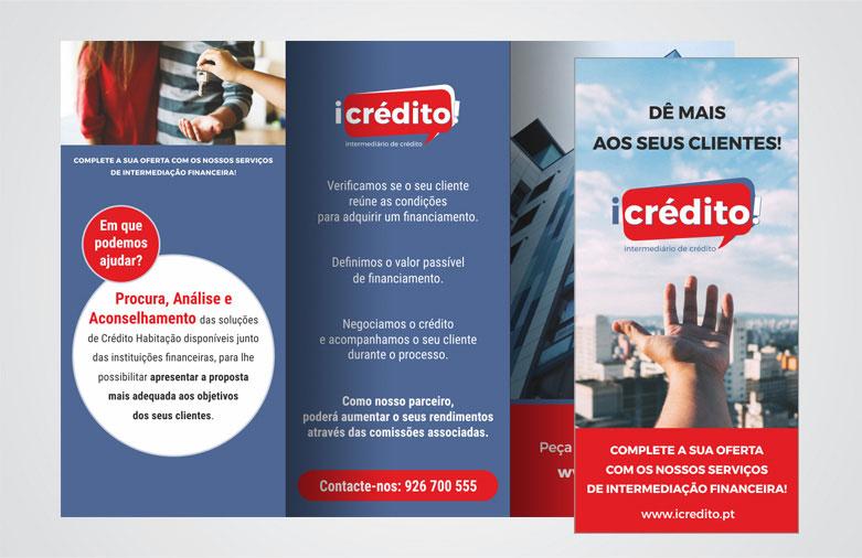 Folheto iCrédito