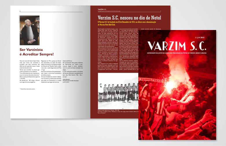 Revista de Homenagem ao Varzim S.C.
