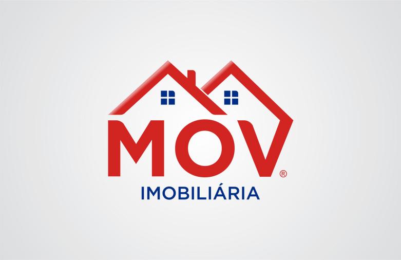 Logotipo Mov Imobiliária