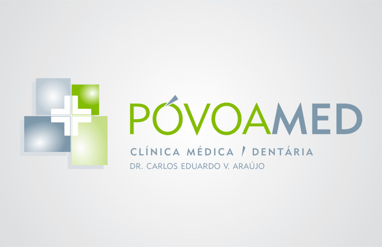 Logotipo PóvoaMed