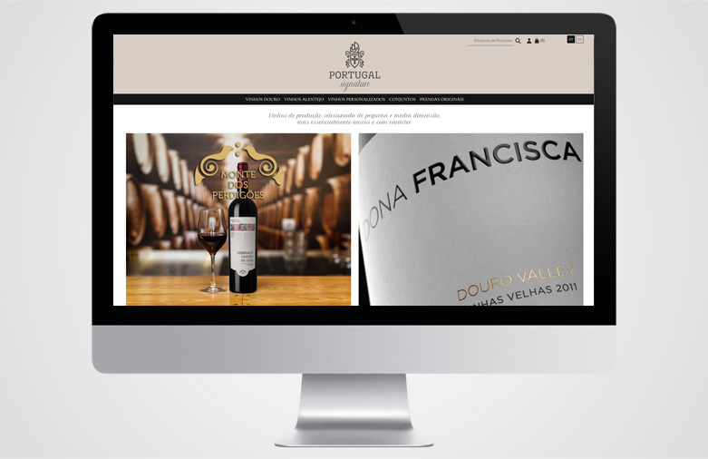 Loja Online Portugal Signature