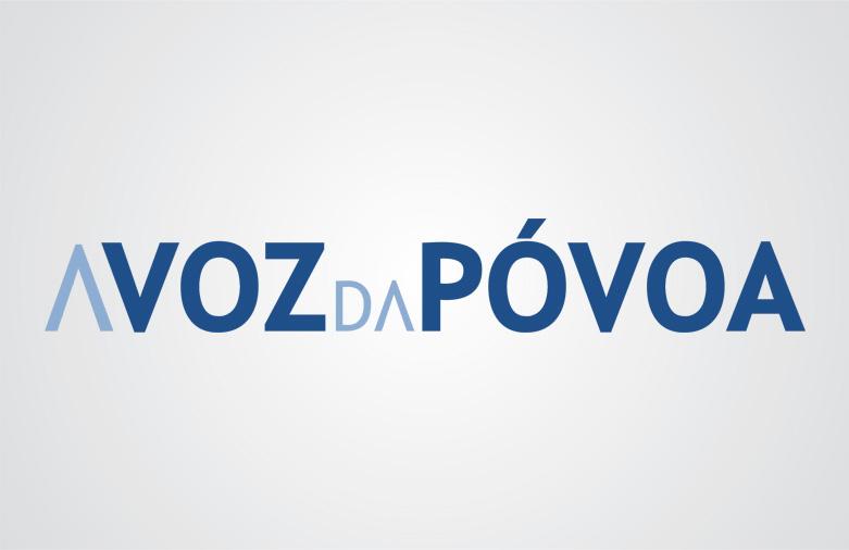 Logotipo A Voz da Póvoa I