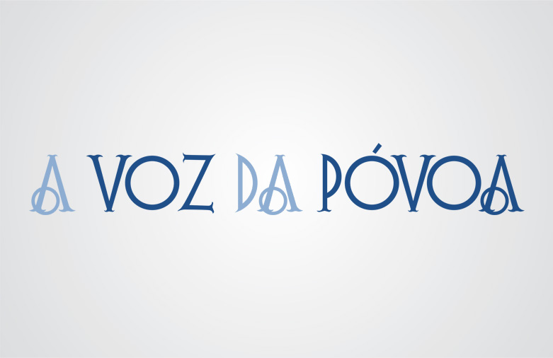 Logotipo A Voz da Póvoa II