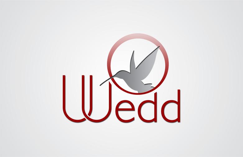 Logotipo Wedd