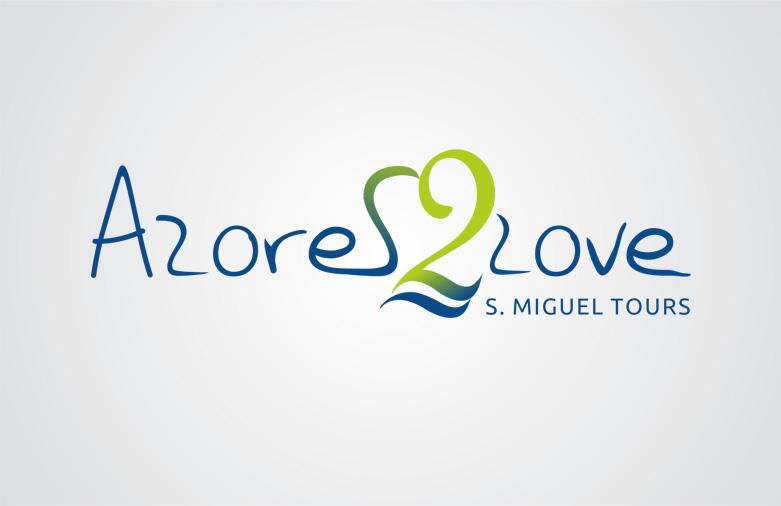 Logotipo Azores 2 Love