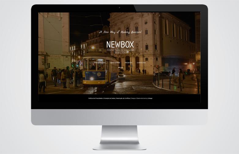 Website Newbox