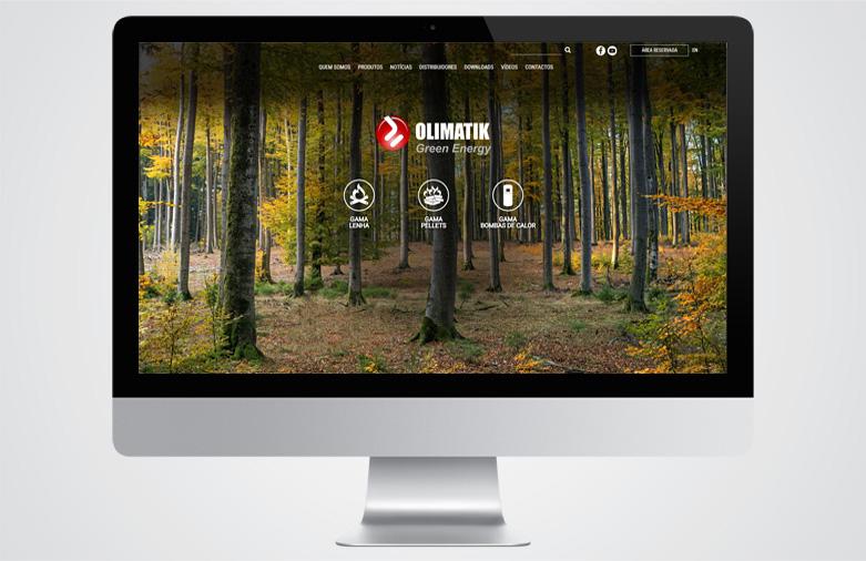 Website Olimatik