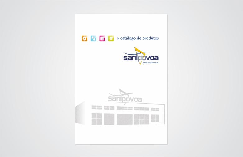 Catálogo de Produtos Sanipóvoa