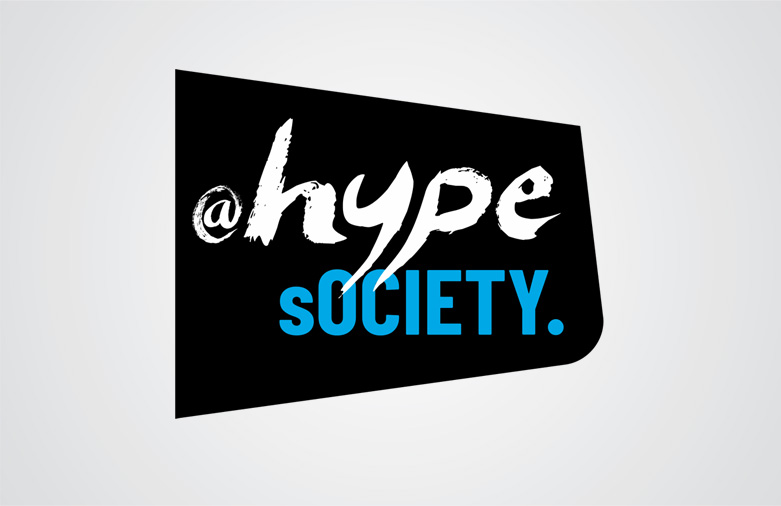 Logotipo Hype Society